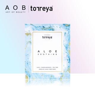 [Mua 1 Tặng 1] 10 mặt nạ làm dịu da Torreya Aloe Soothing Mask - HSD T3.2021 thumbnail