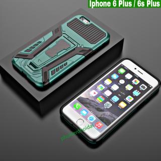 Iphone 6 plus 6s plus ốp lưng chống sốc iron man pro cao cấp ( mẫu mới ) thumbnail