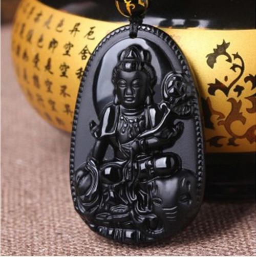Dây chuyền Phật A Di Đà - Phật bản mệnh  - Vòng Cổ Phật - Chuỗi Hạt Phật