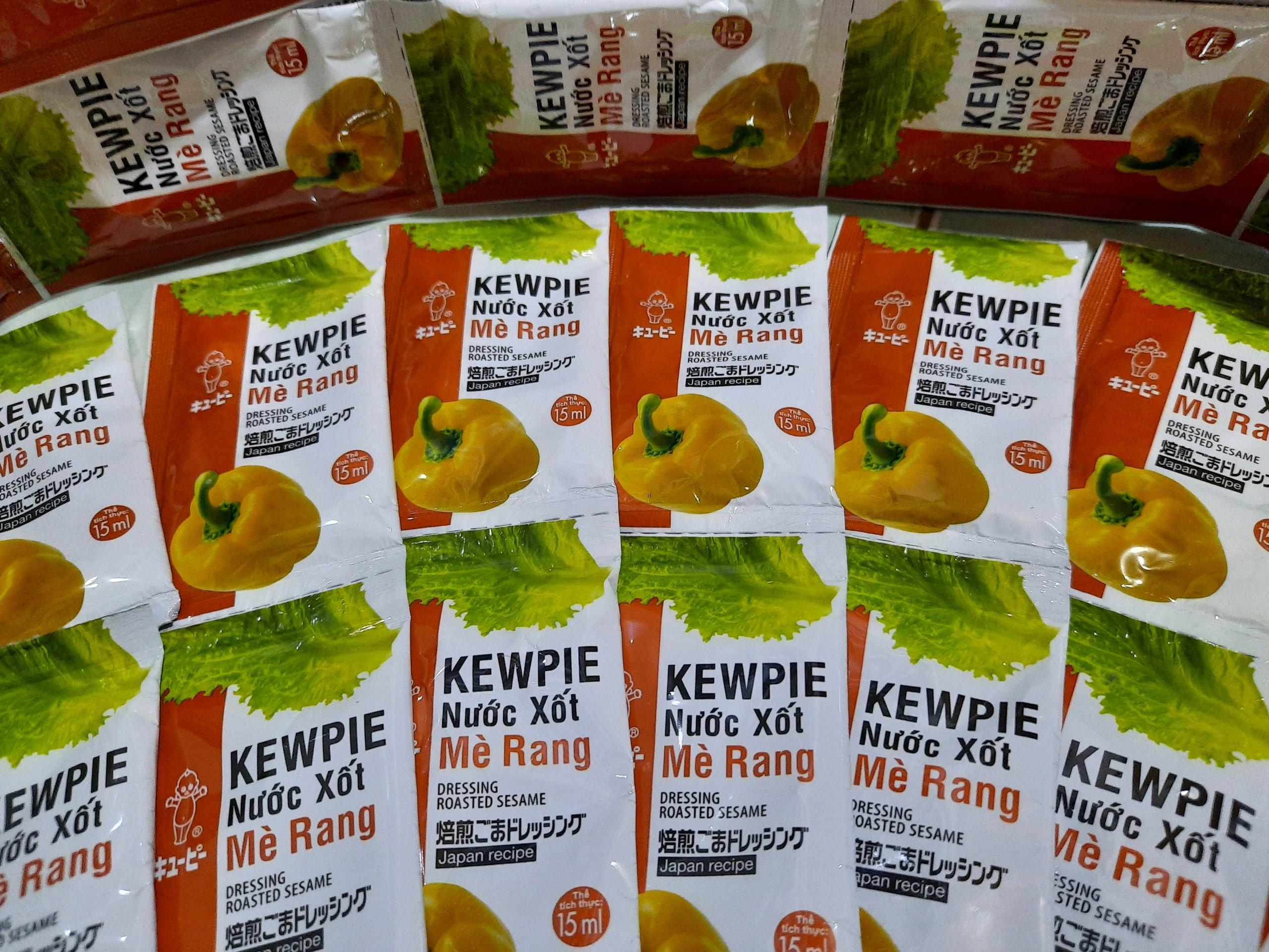 Nước Xốt Mè Rang Kewpie - Gói 15ml