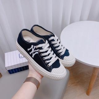 Giày Bata Nữ Thời Trang Phối Chữ Mẫu Mới thumbnail
