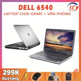 Laptop Đồ Họa Giá Rẻ, Laptop Thiết Kế Đồ Họa Dell 6540, i7-4800MQ, VGA AMD Radeon 8790M-2G, Màn 15.6 FullHD, Laptop Gaming thumbnail