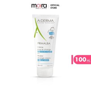 Kem ngăn ngừa, làm dịu hăm tã lót A-Derma Primalba Nappy Change Cream 100Ml thumbnail