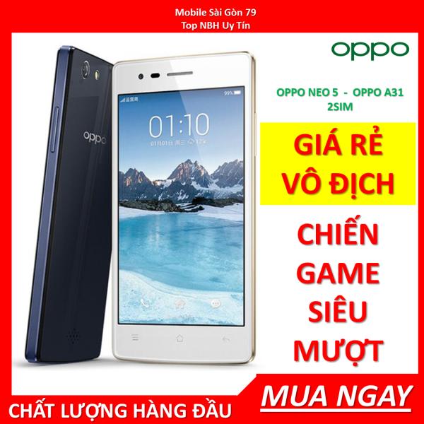 điện thoại Oppo A31 (Oppo Neo 5) 2sim ram 2G/16G (xài Mạng 4G LTE), chơi TiKTok FB YouTube mướt