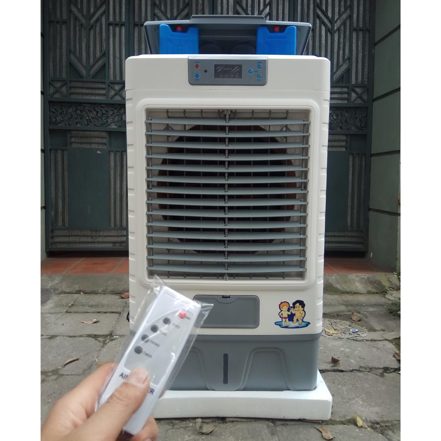 Quạt điều hòa quạt hơi nước YK JX6 có điều khiển bảo hành 24 tháng