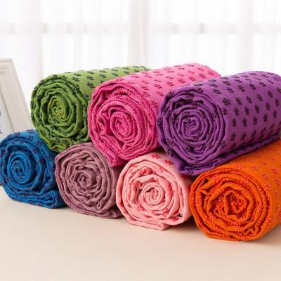 Voucher Khuyến Mại Khăn Trải Thảm Tập Yoga Có Hạt PVC Chống Trượt + Tặng Kèm Túi đựng