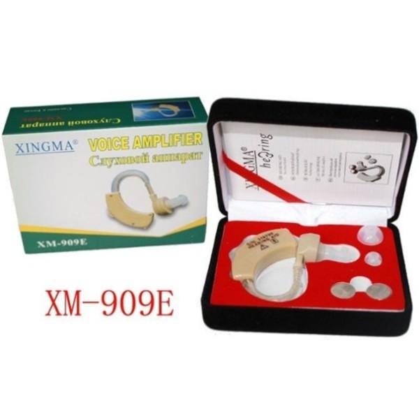 Máy trợ thính Xingma XM-909E loại cao cấp có đeo vành tai - Bảo hành 6 tháng - lỗi 1 đổi 1