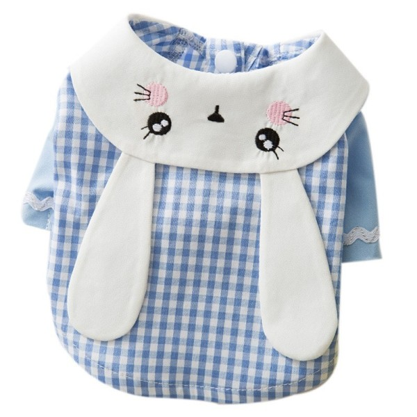 Áo cho chó poodle, áo cho chó con, mèo thời trang chó mèo thỏ ngọc đáng yêu cá tính YEUPET