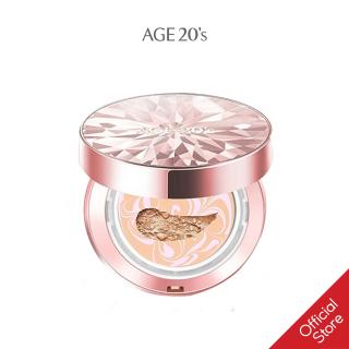 Phấn nền lạnh kim cương AGE 20 s Essence Cover Pact Original Diamond Edition màu hồng thumbnail