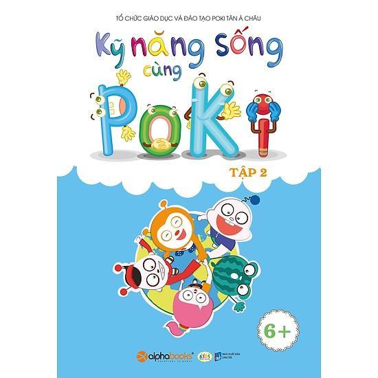 Mua Kỹ năng sống cùng Poki (6+)- Tập 2