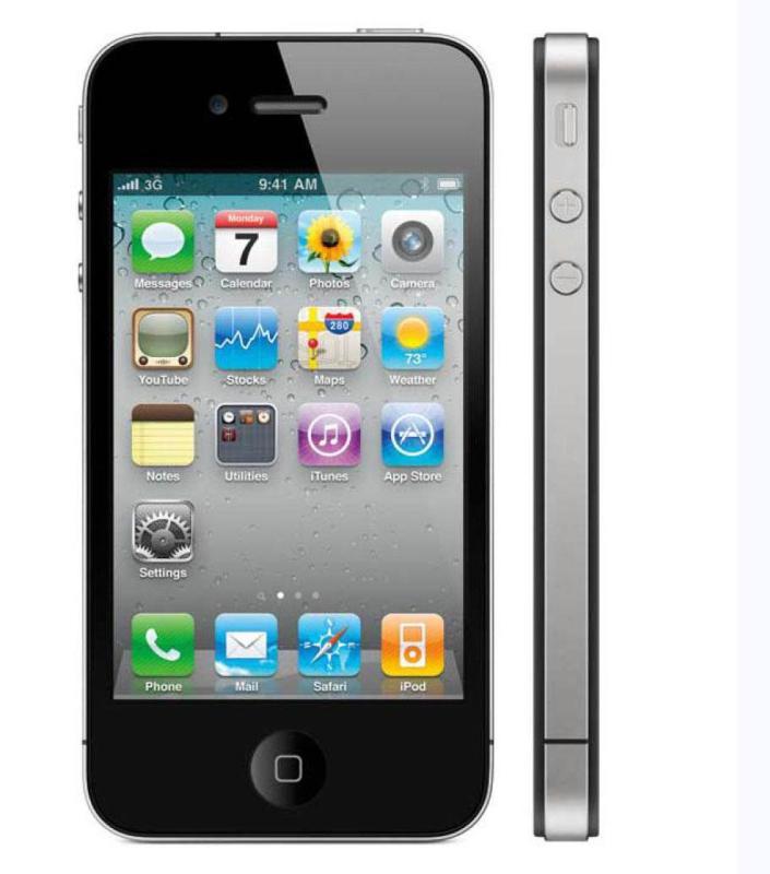 Giá Điện thoại cảm ứng smartphone giá rẻ iphone4 8 - 16GB phiên bản quốc tế - tặng sạc