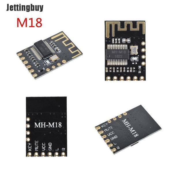 Jettingbuy MH-MX8 Không Dây Bluetooth 4.2 Bộ Thu Âm MP3 Bộ Giải Mã Lossless M18