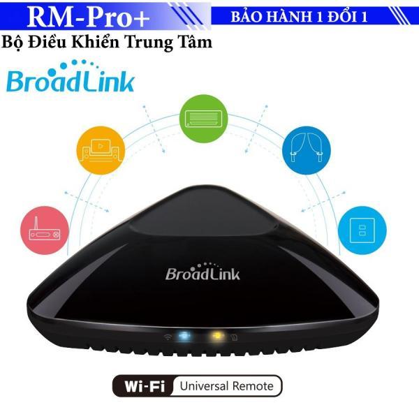 Giá Trung tâm điều khiển nhà thông minh Broadlink RM PRO Plus