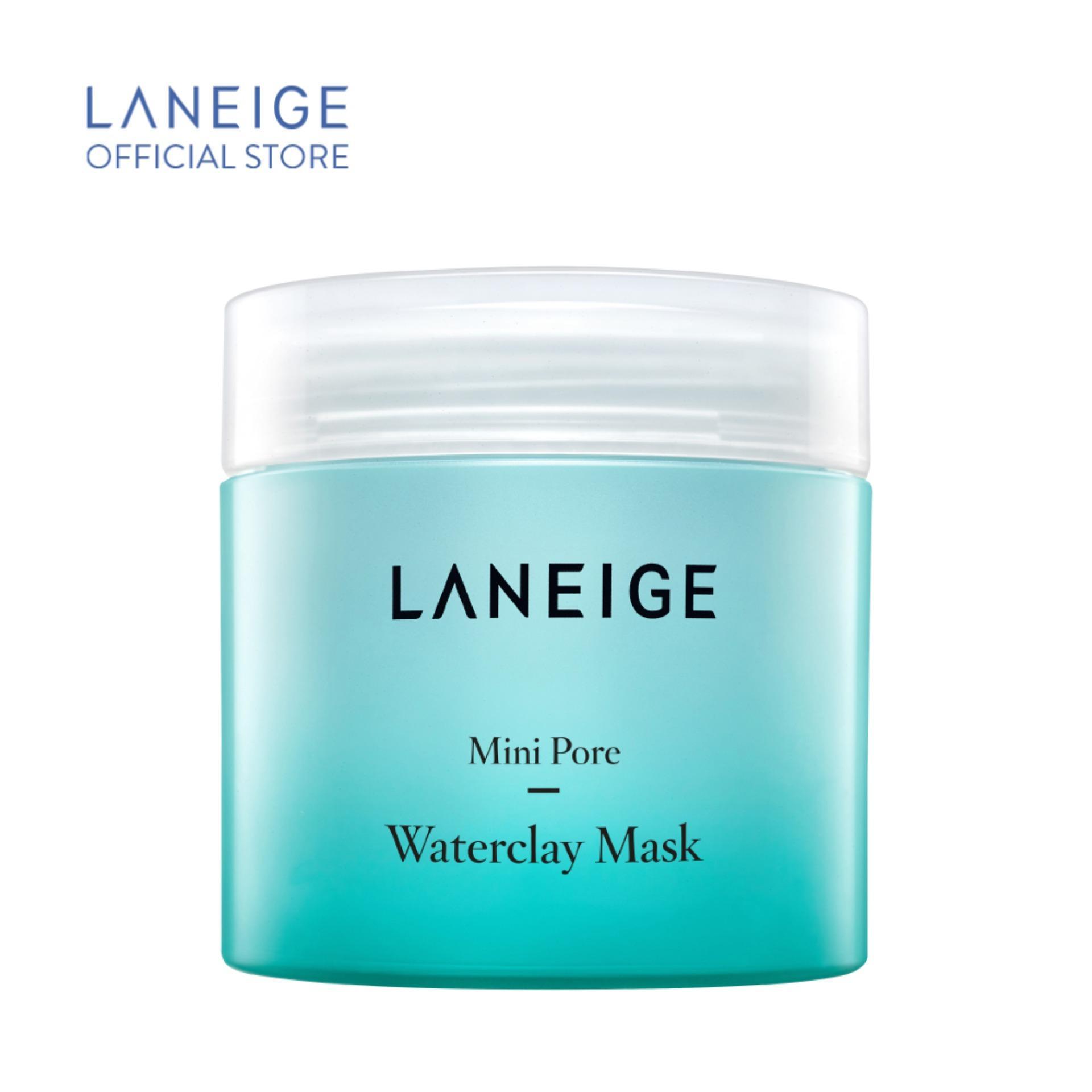 Mặt nạ làm sạch lỗ chân lông Laneige Mini Pore Water Clay Mask 70ml