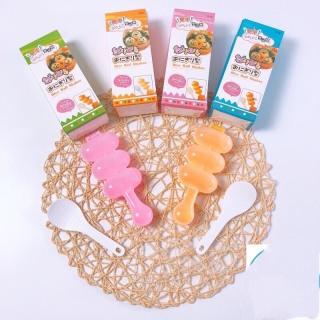 Khuôn lắc cơm hình tròn cho bé 3 ngăn - Khuôn tạo hình cơm cho bé - Khuôn làm cơm viên tiện lợi thumbnail