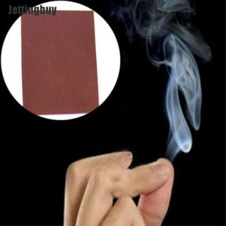 20 miếng giấy hóa học làm ảo thuật ngón tay khói kích thước 5 7cm 10 7cm không có hóa chất độc hại - INTL thumbnail