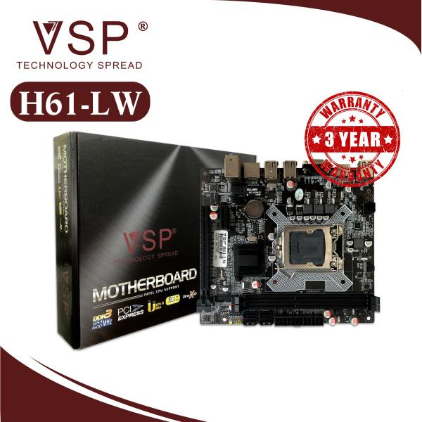 Giá Main VSP H61-LW - Bảo Hành 36 Tháng