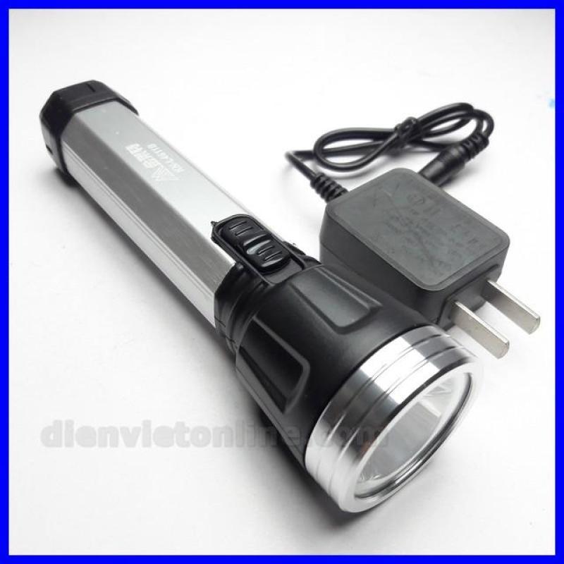 Đèn pin siêu sáng vỏ nhôm cao cấp Kennede KN-L4835B - Điện Việt