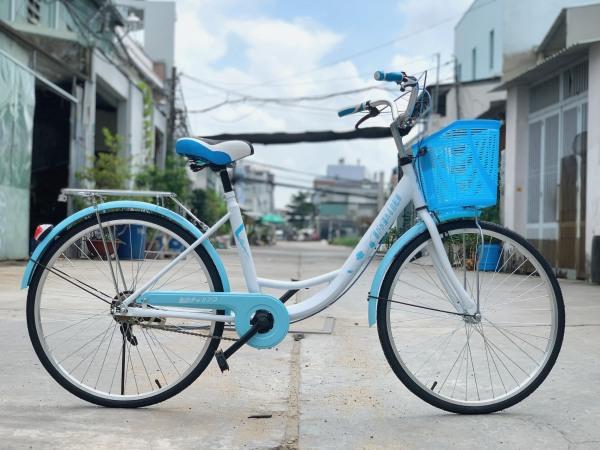 Phân phối Xe đạp mini thời trang hàng xuất khẩu Nhật