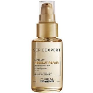 [HCM]Tinh dầu serum Loreal Absolut Repair Lipidium phục hồi tóc 3 tác động 50ml 3