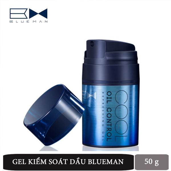 Gel Kiểm Soát Dầu Blueman Cải Thiện Da Nhờn Và Dưỡng Ẩm 50g