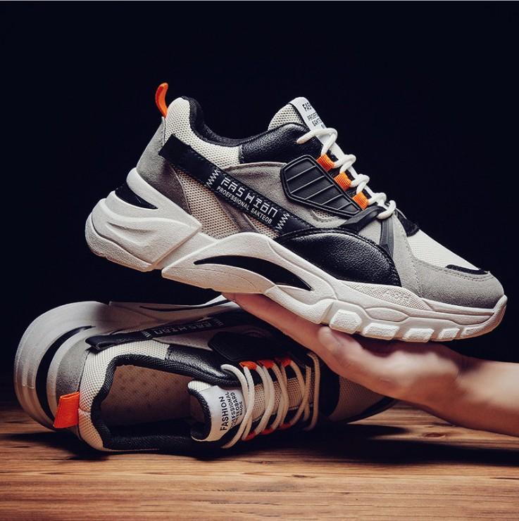 Giày thể thao nam sneaker box AVISHOP - 364, giày nam phong cách trẻ trung ( nhiều màu)