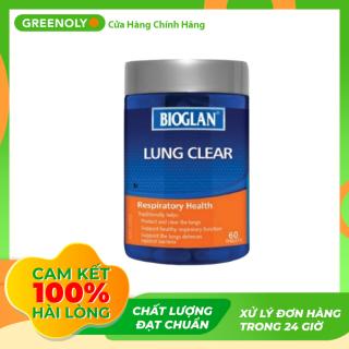 Viên Uống Giải Độc Phổi Bioglan Lung Clear 60 Viên - Greenoly Việt Nam phân phối chính hãng thumbnail
