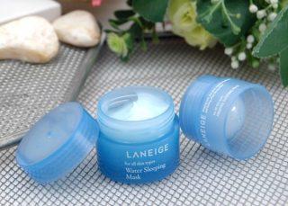 Laneige - Mặt nạ ngủ dưỡng ẩm Laneige Water Sleeping Mask Mini Size 15ml thumbnail