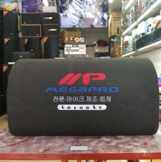 Loa MEGAPRO size 8inch Bass 20 Có Bluetooth, Cổng cắm Micro, Dáng ống tròn, Công suất lớn, Nguồn điện 220v hoặc 12v, 24v thumbnail
