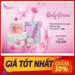 Kem body trắng da pink (GIÁ HỦY DIỆT) dưỡng trắng-chống nắng,tạo lớp makeup cho da thumbnail