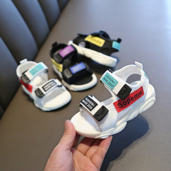 Sandal cho bé cao cấp siêu nhẹ dành cho bé trai và bé gái từ 1-6 tuổi giá rẻ