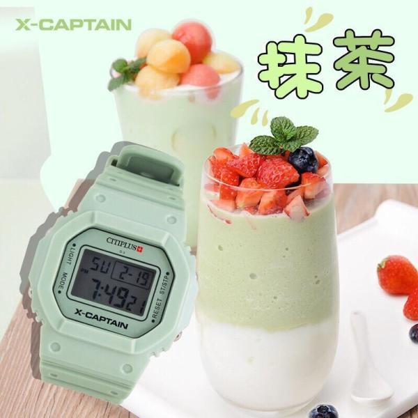 Đồng hồ điện tử nam nữ X - Captain cực hot