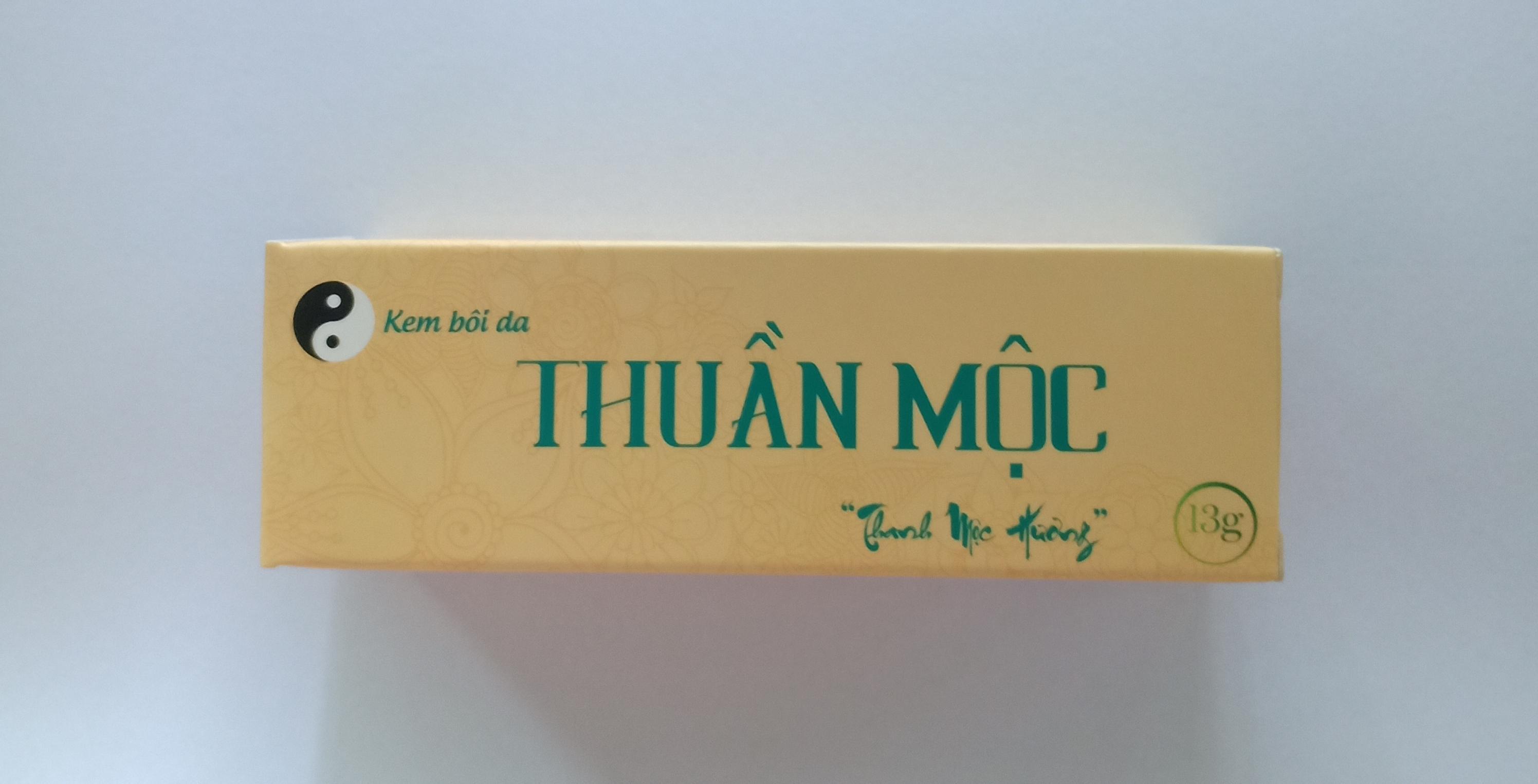 """Kem trị bệnh da liễu Thanh Mộc Hương """"Thuần Mộc"""" 13gr"""