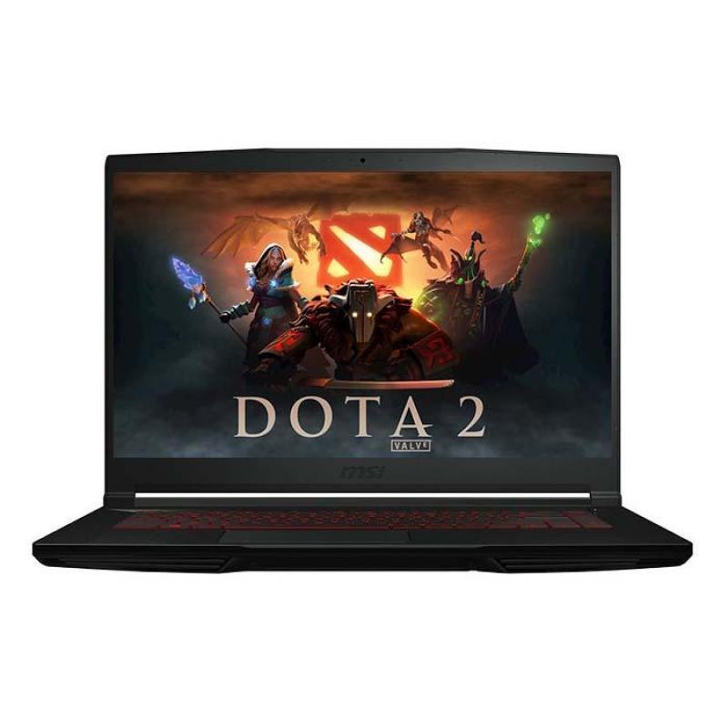 Laptop Gaming MSI GF63 Thin 9SC-070VN Core i7-9750H, Nvidia GTX 1650 4GB, Win10 15.6 FHD IPS - Hàng Chính Hãng