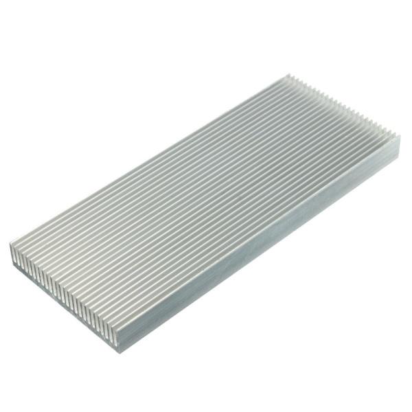 Bảng giá 100x41x8 mét Tản Nhiệt Nhôm Tản Nhiệt cho ĐÈN LED Công Suất Cao Khuếch Đại Transistor-quốc tế Phong Vũ