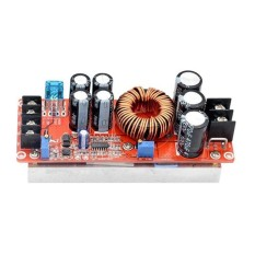 Giá 1200W 20A DC Constant Current CV Boost Converter Module Non-isolated Voltage Step-up Power Supply Module 8-60V to 12-83V - intl