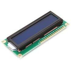 1602 16x2 162 HD44780 Nhân Vật MÀN HÌNH Hiển Thị LCD Module LCM Xanh Dương blacklight