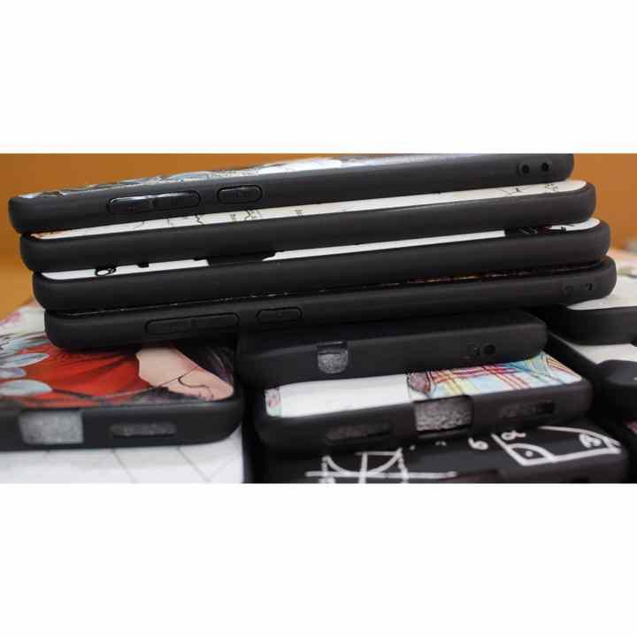 [19 Mẫu] Ốp lưng dùng cho máy Redmi Note 4X ( Note 4 Bản Snapdragon 625 ), chống vân tay,