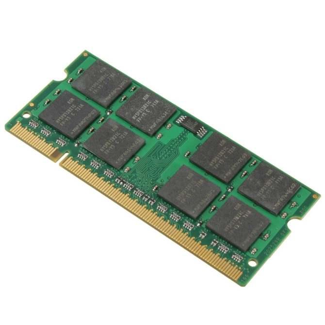 1 gb DDR2 PC2-6400 800 mhz Không ECC Notebook Laptop DIMM 200 Chân-