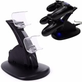 Cửa Hàng 1Pc Dual Usb Handle Fast Charging Dock Station Stand Charger For Ps4 Controller Intl Oem Trực Tuyến