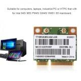 2 Trong 1 Bluetooth 2 4 5 Gam Phat Wifi Kiem Thẻ Cho Intel 945 965 Pm45 Gm45 Hm61 65 Quốc Tế Rẻ