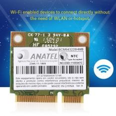 Hình ảnh 2 trong 1 Bluetooth 2.4/5 gam PHÁT WIFI Kiêm Thẻ cho Intel 945/965/PM45 /GM45/HM61/65-quốc tế