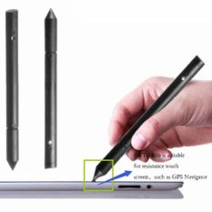 Hình ảnh Bút Cảm ứng Stylus 2 trong 1 Chống trầy Dành cho iPad Máy tính bảng Điện thoại thông minh Máy tính - Quốc Tế