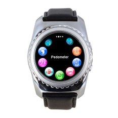 2017 MỚI Bluetooth Thông Minh GSM Đồng Hồ Thông Minh Smartwatch cho Android IOS fastion chất lượng hàng đầu