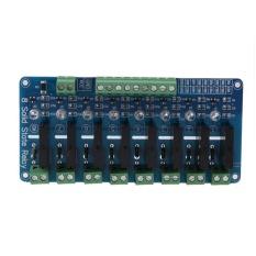 Hình ảnh 250 v 2A 8 Kênh OMRON SSR G3MB-202P Rắn Module Relay Cho Arduino-quốc tế