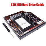 2nd HDD SSD Caddy cho IBM Laptop Lenovo Thinkpad T430 T430i W530 T530 T530i-quốc tế