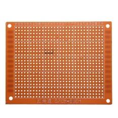 Hình ảnh 2 cái 7x9 cm PCB Tạo Mẫu Bảng Mạch In Nguyên Mẫu Bo Mạch Stripboard-quốc tế