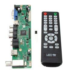 Hình ảnh 2 cái Pro Ban TIVI Bo Mạch Chủ Đa Năng LCD Điều Khiển VGA/HDMI/AV/TV/Giao Tiếp USB