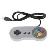 Mã Khuyến Mại 2X Super Nintendo Snes Usb Cổ Điển Famicom Bộ Điều Khiển Cho May Tinh Mac Games Quốc Tế Oem Mới Nhất