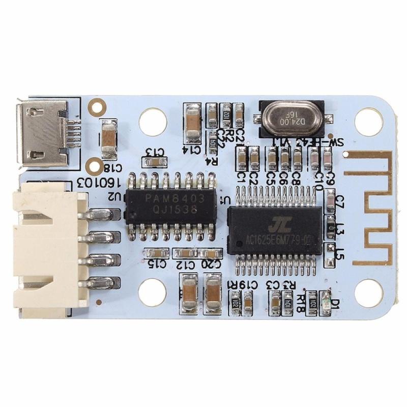 2x3 wát Micro USB Không Dây Bluetooth Âm Thanh Đầu Thu Kỹ Thuật Số Bảng Mạch Khuếch Đại-quốc tế